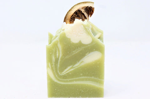 Spearmint & Key Lime Handmade Soap in Canada Online | Fresh Mojito | Special Soap | Natural Wonders
