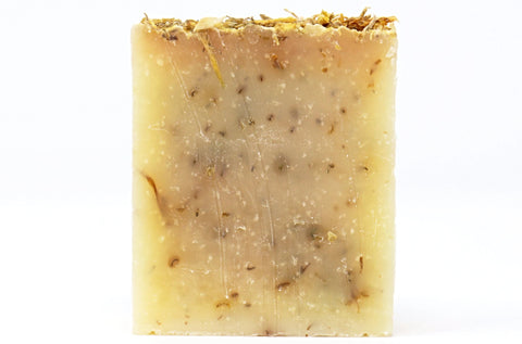 Lemongrass, May Chang & Marigold Handmade Soap in Canada Online | One Two Punch | Hydration Soap | Natural Wonders