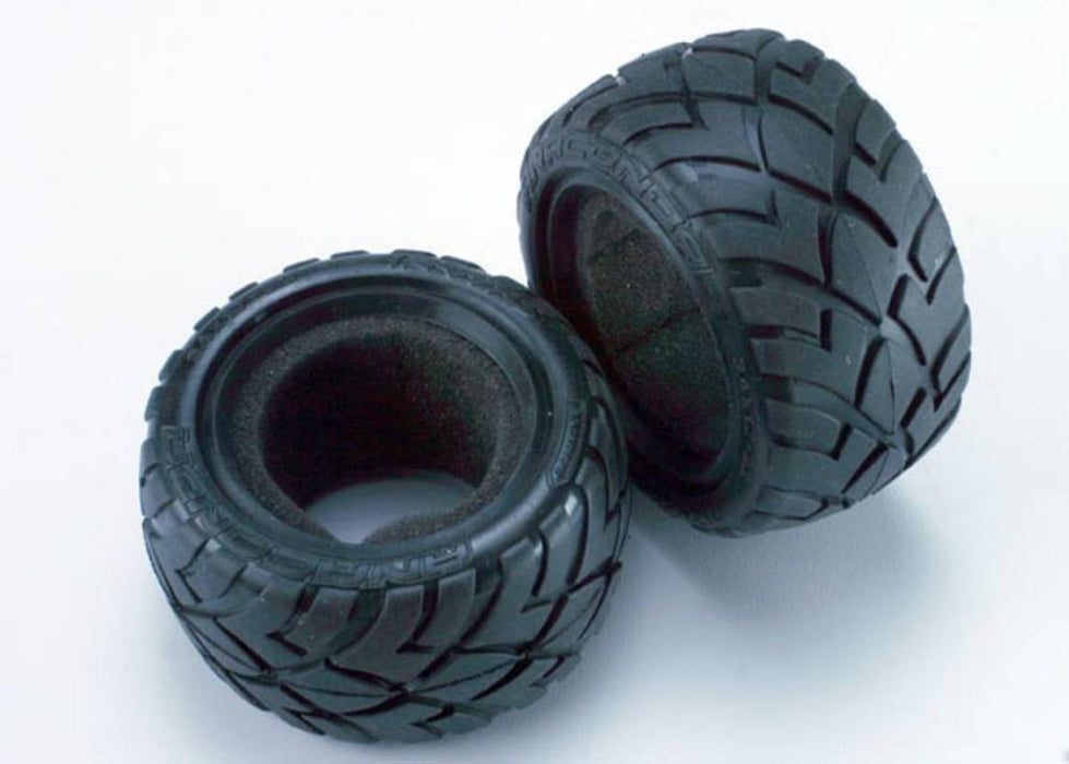 "Traxxas 2478 - Tires, Anaconda 2.2"" (Rear) (2)/ Foam Inserts (Bandit)"