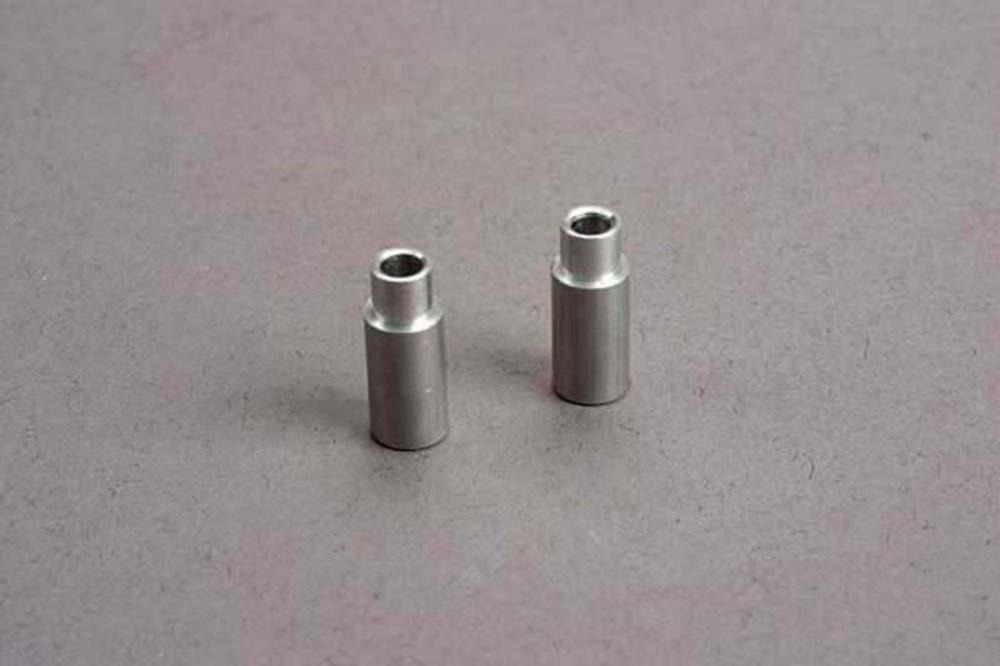 Traxxas 2538 - Spacers, Aluminum, 3X6X12Mm (2)