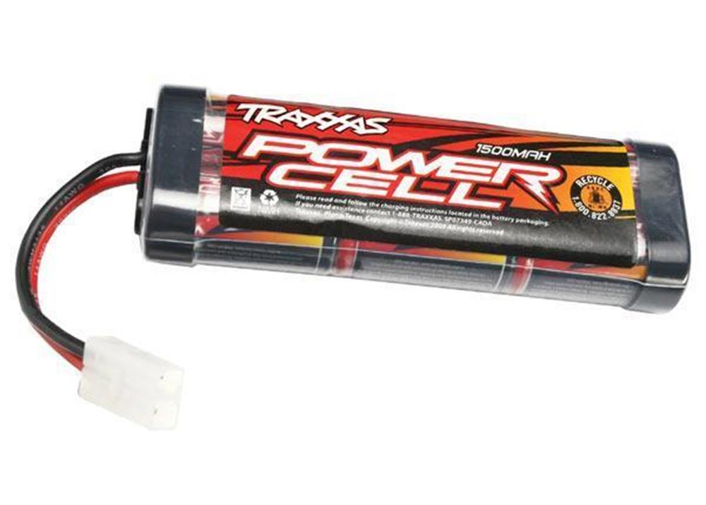 Traxxas 2919 - Battery, Series 1 Power Cell 1500mAh (NiMH, 6-C flat, 7
