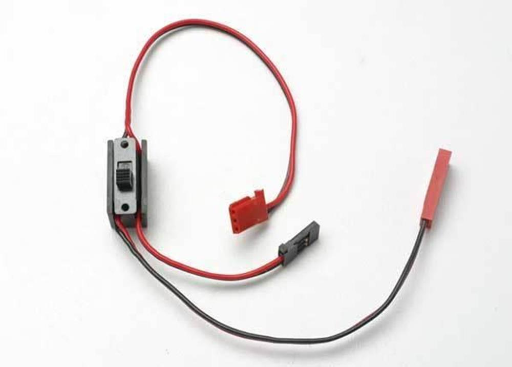 Traxxas 3035 - Wiring Harness For Rx Power Pack Revo(Incl On/Off Switch)