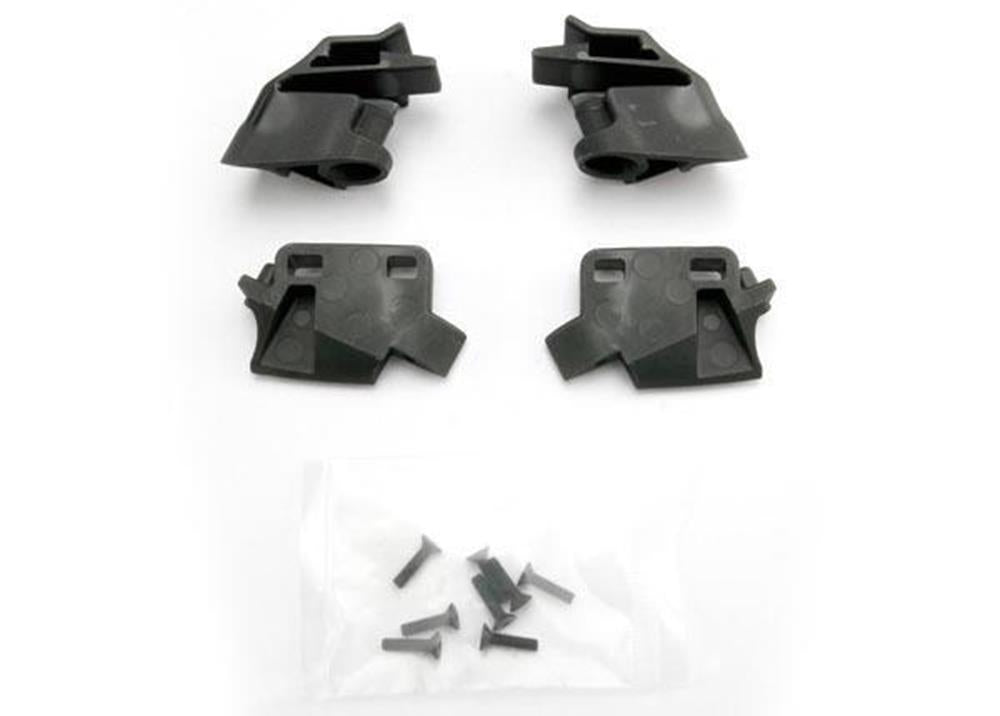 Traxxas 3928 - Retainer, Battery Hold-Down, Front (2)/ Rear (2)/ Ccs 3