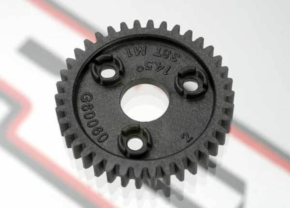 Traxxas 3954 - Spur Gear, 38-Tooth (1.0 Metric Pitch)