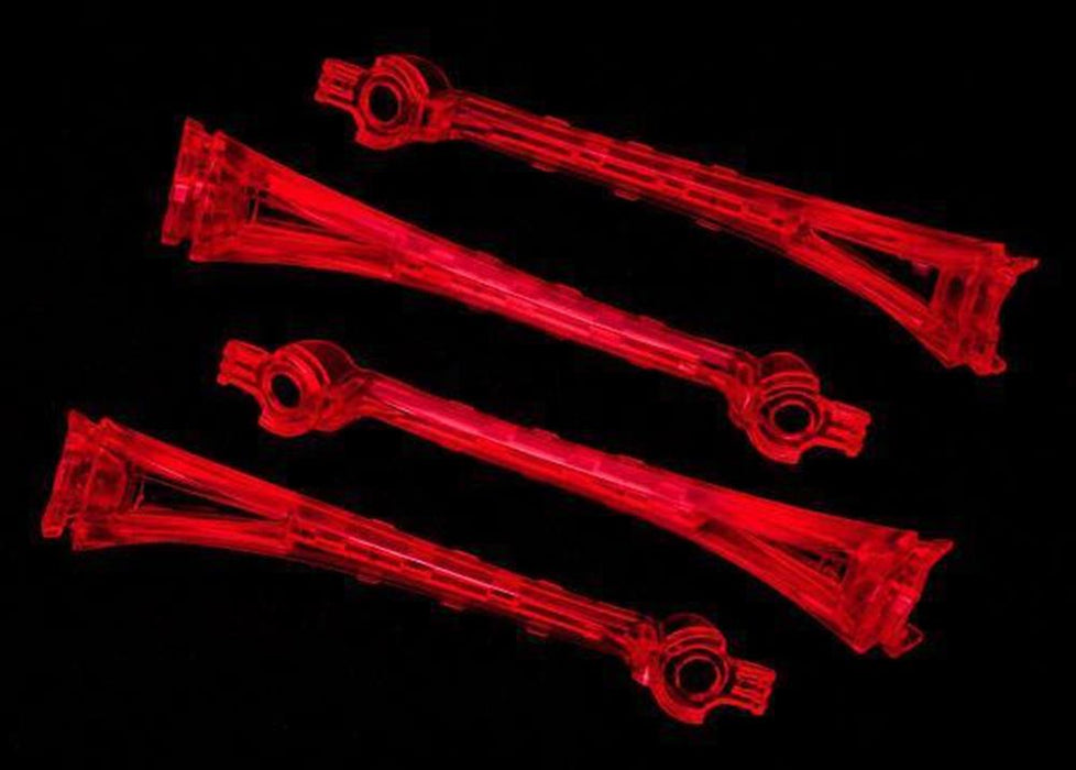 Traxxas 6651 - Led Lens, Red (4)