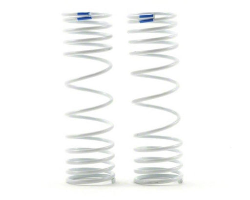 Traxxas 6868 - Springs, Rear (Progressive, +20% Rate, Blue) (2)