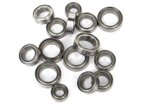 Traxxas 7541X - Bearings: 4X8Mm (2), 6X10Mm (8), 8X12Mm (5)