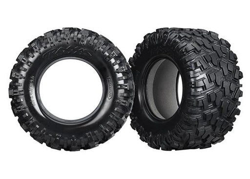 Traxxas 7770X - Tires, Maxx At (Left & Right) (2)