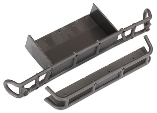Traxxas 8536 - Bumper, Rear/ Bumper Extension
