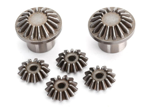 Traxxas 8582 - Gear Set, Differential (Front) (Output Gears (2)/ Spider Gears (4))