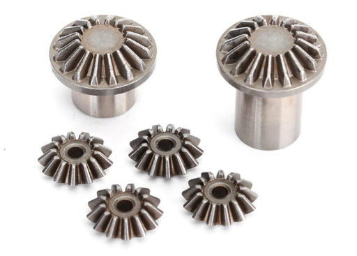 Traxxas 8583 - Gear Set, Center Differential (Output Gears (2)/ Spider Gears (4))