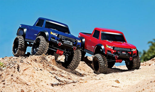 Traxxas 82024-4 - TRX-4 Sport: 4WD Electric Truck with TQ 2.4GHz Radio System