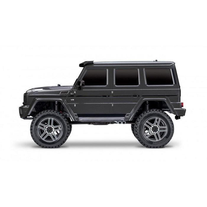 Traxxas 82096-4 TRX-4 Scale and Trail Crawler with Mercedes G500 Body: 4WD Electric Trail Truck with TQi Traxxas Link Enabled 2.4GHz Radio System