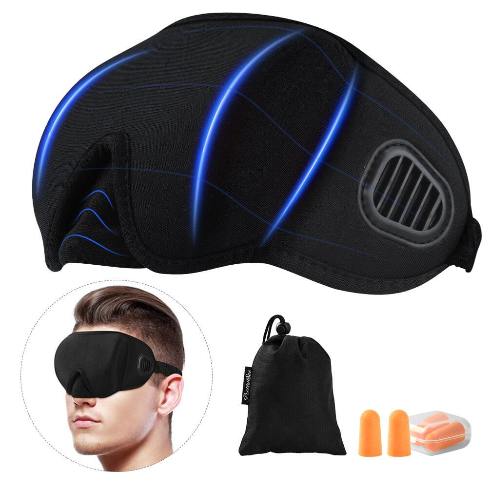 Pros and Cons of Using a Sleep Mask