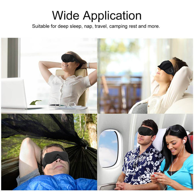 How Do Sleep Masks Work?
