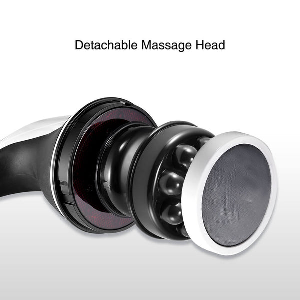 PrettySee Multi-Function Vibration Handheld Massager 4 Heads - PrettySee Beauty & Personal Care | Professional, High Quality | PrettySee