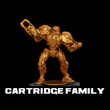 Cartridge Family Metallic Acrylic Paint