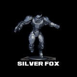 Silver Fox Metallic Acrylic Paint