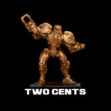 Two Cents Metallic Acrylic Paint