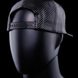 Turbo Dork Carbon Fiber Vinyl Hat