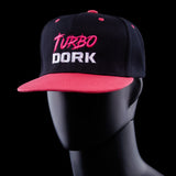 Turbo Dork Standard Issue Logo Hat Pink