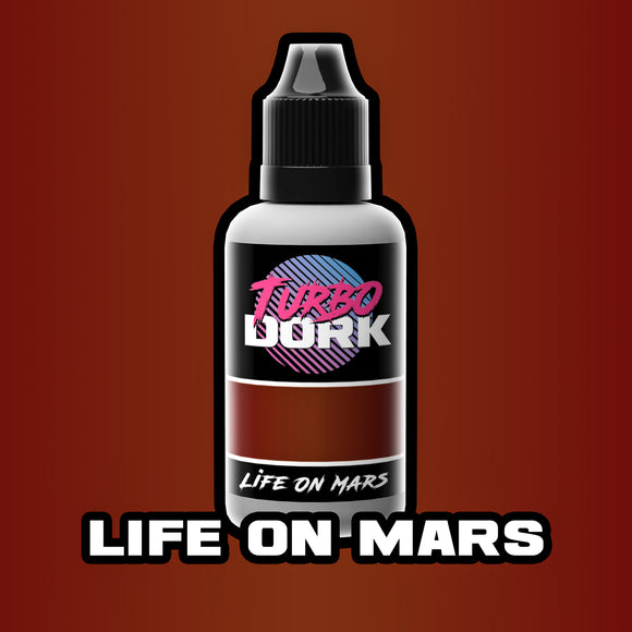 Life On Mars Metallic Acrylic Paint