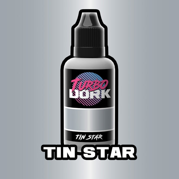 Tin Star Metallic Acrylic Paint