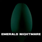 Emerald Nightmare Metallic Acrylic Paint