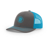 LACROSSE SAVAGE -  RICHARDSON 112 Trucker Snapback Hat - 9 COLOURS - Lacrosse Savage