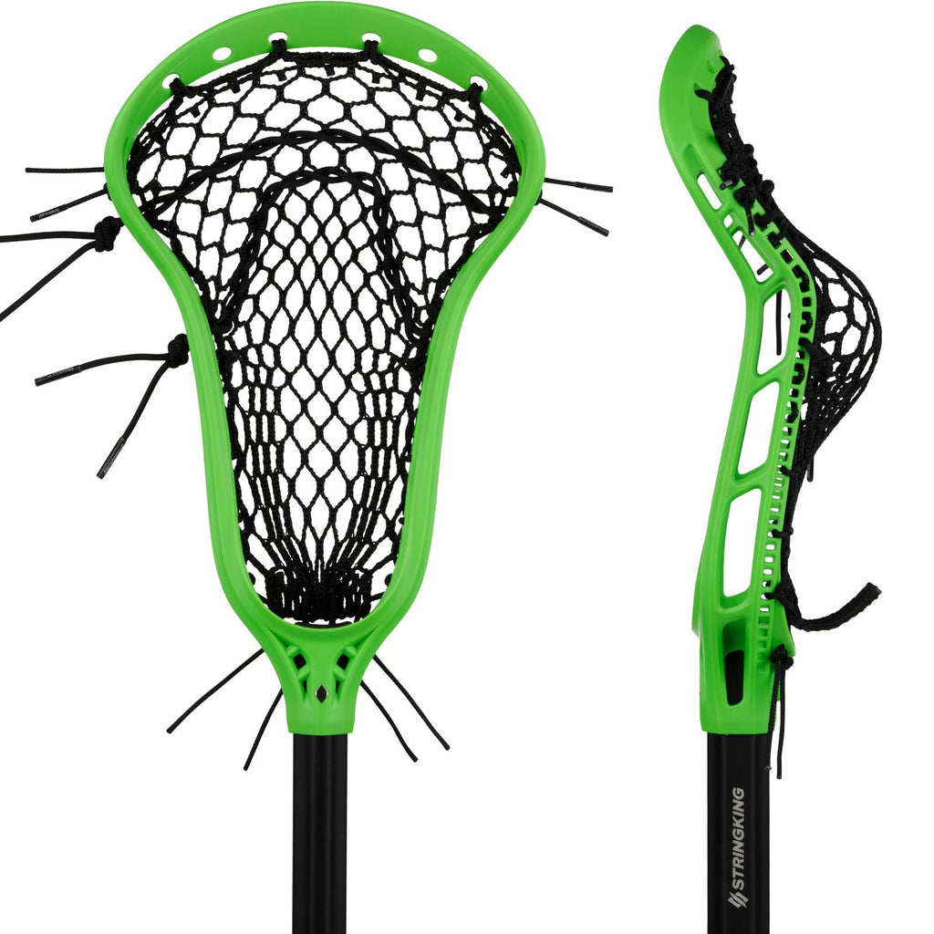 Stringking Complete 2 Pro Headstrong Stick - Womens - Lacrosse Savage