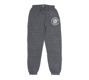 DELUXE HEAVY WEIGHT MARLED SWEAT PANTS | OG LOGO | 3 COLOUR CHOICES - Lacrosse Savage