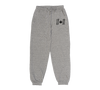 DELUXE HEAVY WEIGHT MARLED SWEAT PANTS | STICK FLAG LOGO | 3 COLOUR CHOICES - Lacrosse Savage