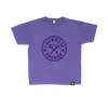 PREMIUM SOFT STYLE HEATHER TEES | CIRCLE CANADA LOGO | 10 COLOUR CHOICES - Lacrosse Savage