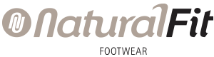 Natural Fit Footwear