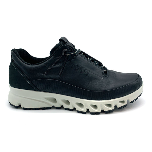 ECCO Men's Multi-Vent Outdoor Shoe Black