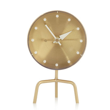 Tripod Desk Clock