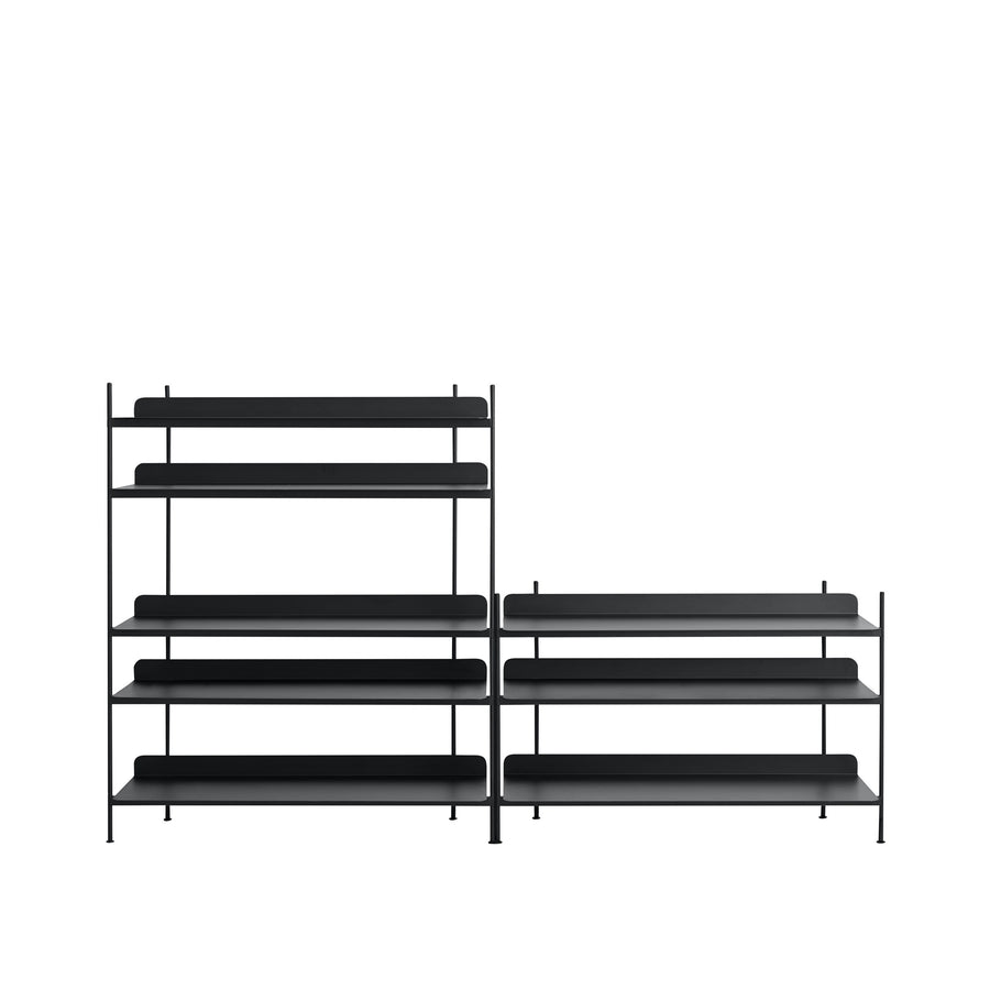 Compile Shelving Series