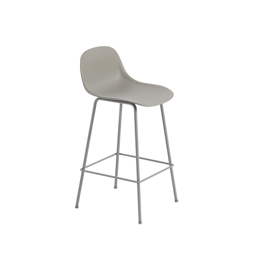 Fiber Counter Bar Stool Tube Base