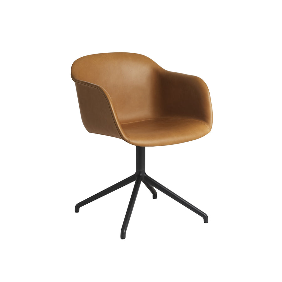 Fiber Armchair Swivel Base