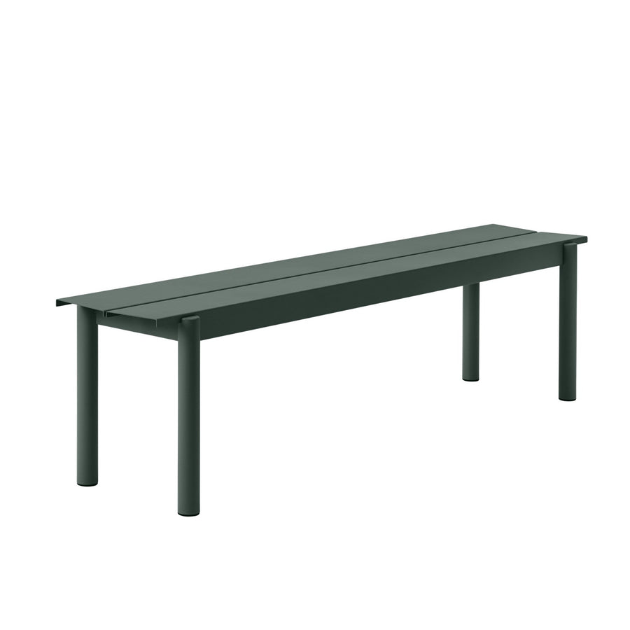Linear Steel Bench