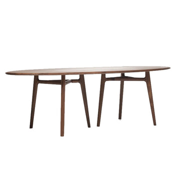 Solo Oval Dining Table