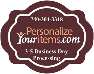 Personalize Your Items