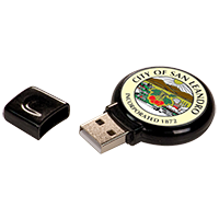 Personalized USB Flash Drive