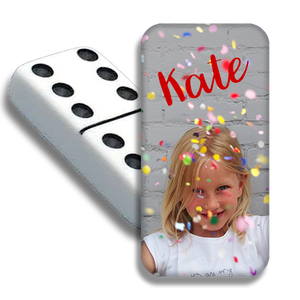 Personalized Dominoes