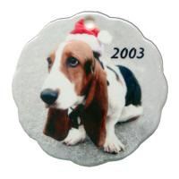 Load image into Gallery viewer, Porcelain Christmas Ornaments