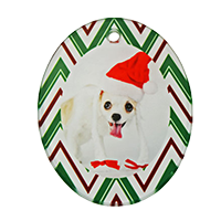 Load image into Gallery viewer, Personalized Glass Christmas Ornaments