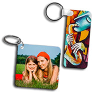 Load image into Gallery viewer, Aluminum Key Tags