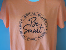 Load image into Gallery viewer, Wash Your Hands Tee, Keep Social Distance T-shirt