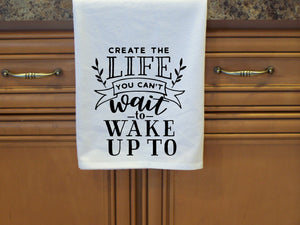 Custom Flour Sack Towels