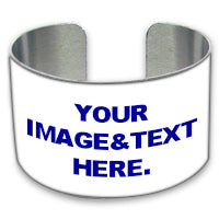 Load image into Gallery viewer, Aluminum Cuff Bracelet